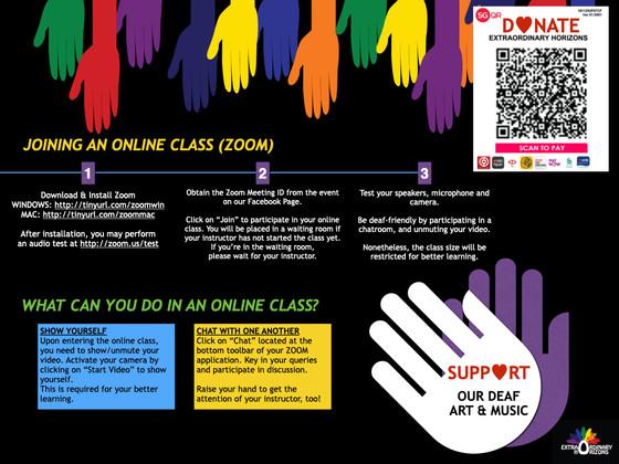 SG Circuit Breaker 2020 - ZOOM Online Lessons