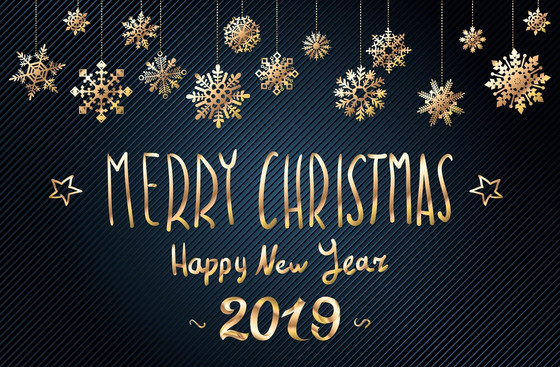 Merry Christmas & Happy New Year! 🎄🥳
