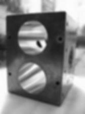 Восстановленный корпус блока фильтрации