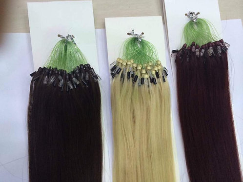 Virgin clip ins hair extensions