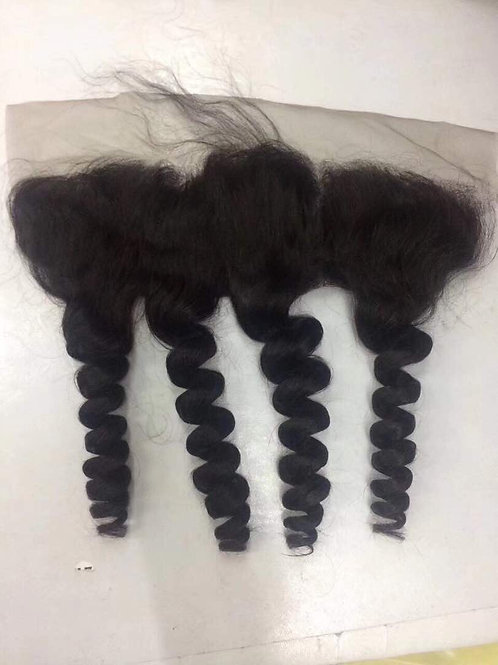 Frontal Closure (unprocessed virgin Brazillian hair)
