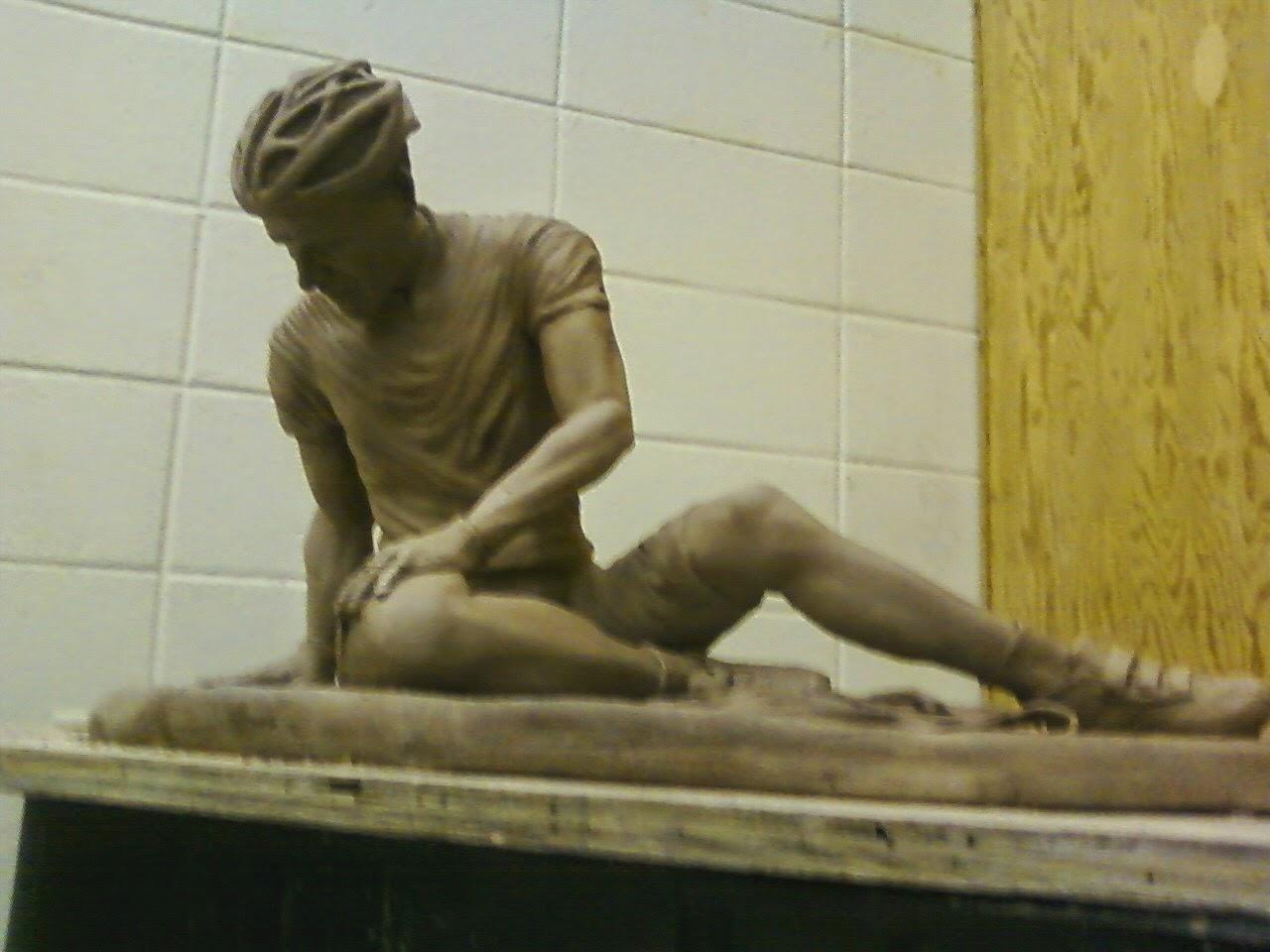 Sarah Hahn Sculpture - Lance 5