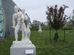 Sarah Hahn Sculpture Arnold 3
