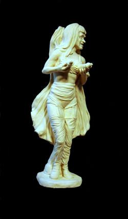 Sarah Hahn Sculpture - Katy Perry 1