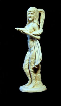 Sarah Hahn Sculpture - Katy Perry 2