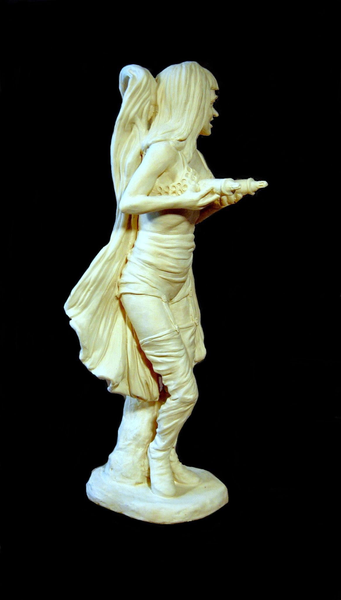 Sarah Hahn Sculpture - Katy Perry 3