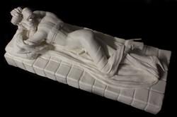 Sarah Hahn Sculpture - Lady Gaga 6