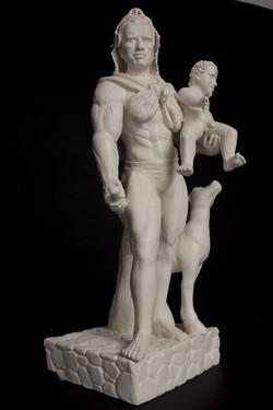 Sarah Hahn Sculpture Arnold 4