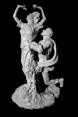 Sarah Hahn Sculpture - Apollo 2