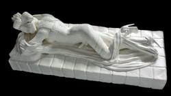 Sarah Hahn Sculpture - Lady Gaga 3