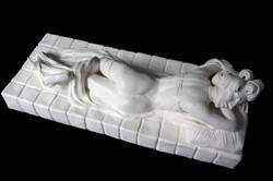 Sarah Hahn Sculpture - Lady Gaga 1