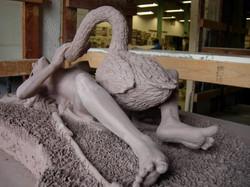 Sarah Hahn Sculpture Tiger Woods 9