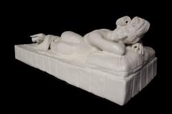Sarah Hahn Sculpture - Lady Gaga 2