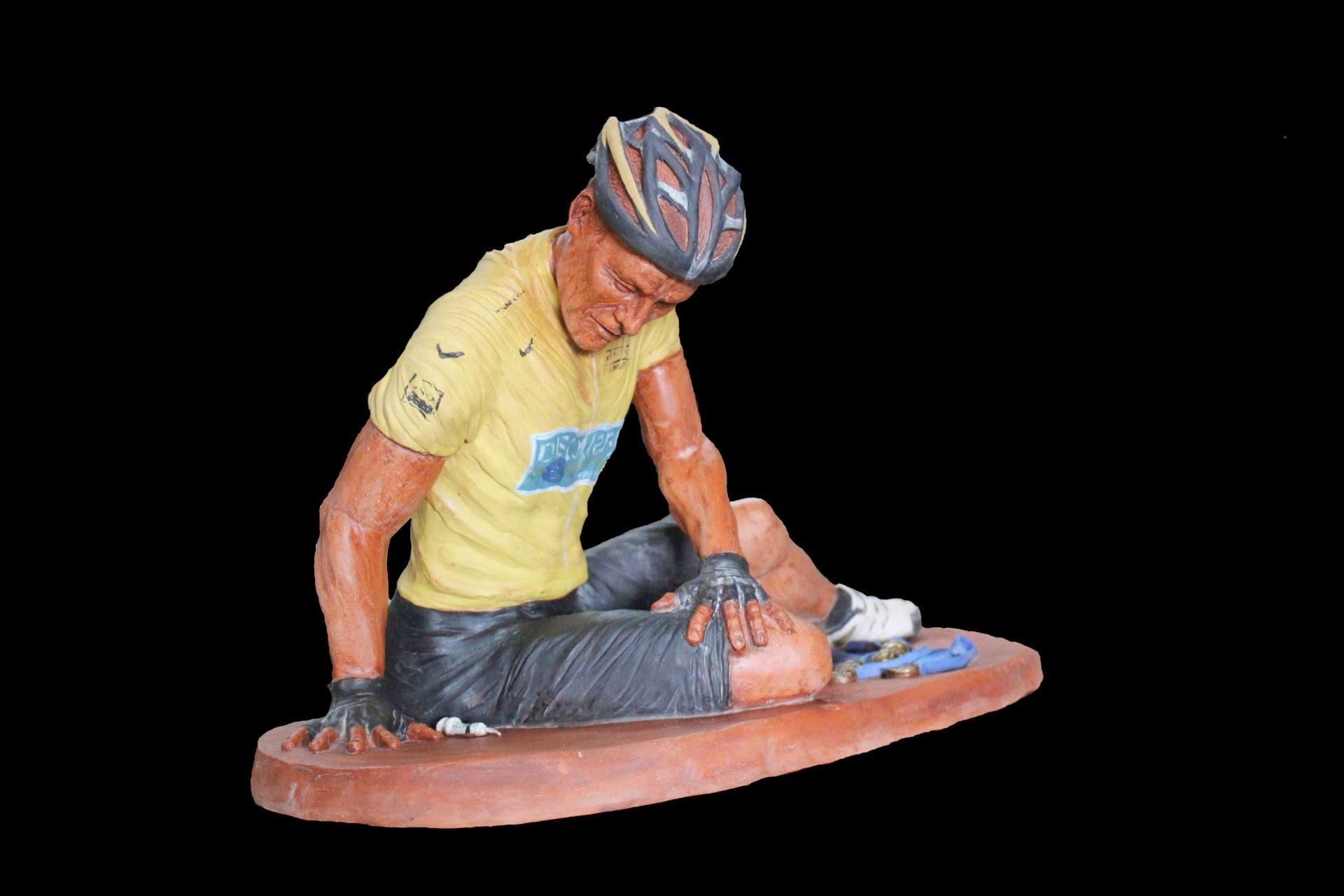 Sarah Hahn Sculpture - Lance 2