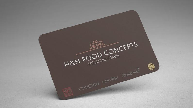 Kunde: H&H Food Concepts