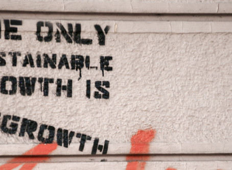 Degrowth: Rethinking Our Fixation on GDP and Economic Expansion