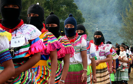 The Zapatistas: A Battle for Indigenous Rights in Mexico