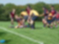 adolescent sports injuries