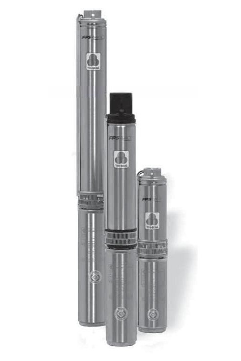 Franklin FPS4400 Submersible Well Pump 1.5HP 20GPM 230 Volt 2-Wire on