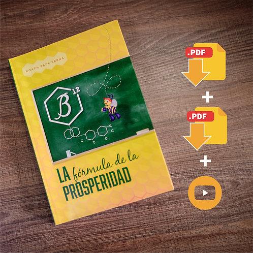 Libro B12 La fórmula de la PROSPERIDAD GOLD