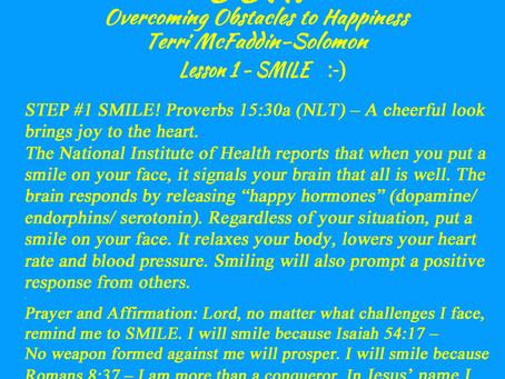 OOH! SMILE