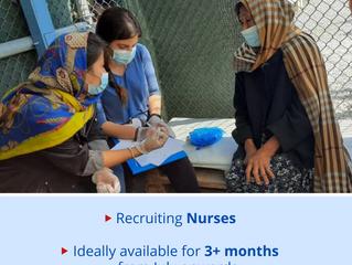 Join #TeamKitrinos - Nurses Urgently Needed!