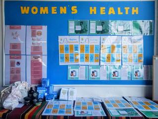 Women's Health Promotion on #IWD