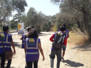 #VolunteerDiaries: From London to Lesvos