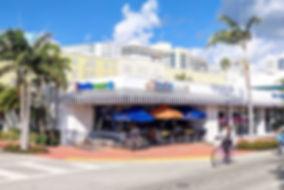 Taste Bakery Sidewalk Patio