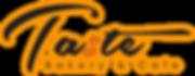 Taste Bakery Cafe Logo