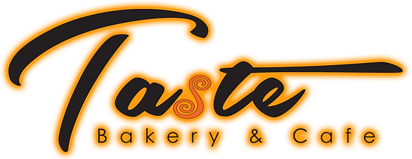 Taste Bakery Cafe Logo