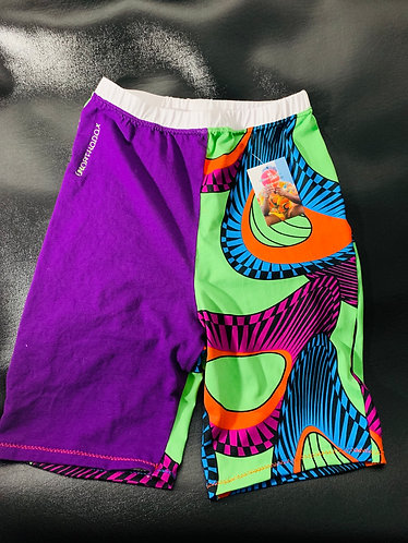 Womens Senzo Shorts