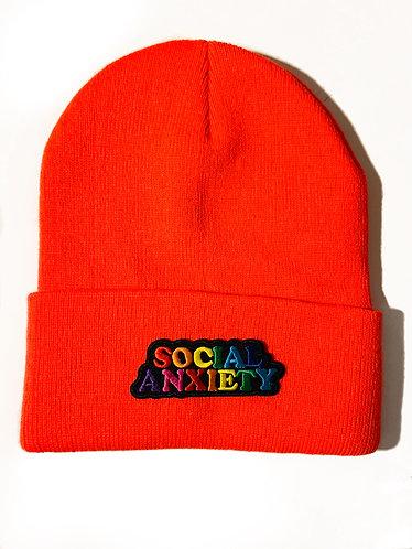 Social Anxiety Beanie