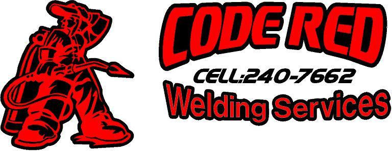 Code Red Welding