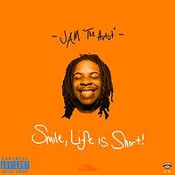 SMILE, LIFE IS SHORT.jpg