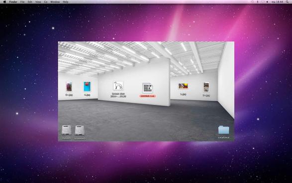 Desktop Exhibition
