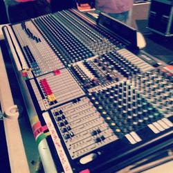 Sound and light _ Goldfields Arts Centre