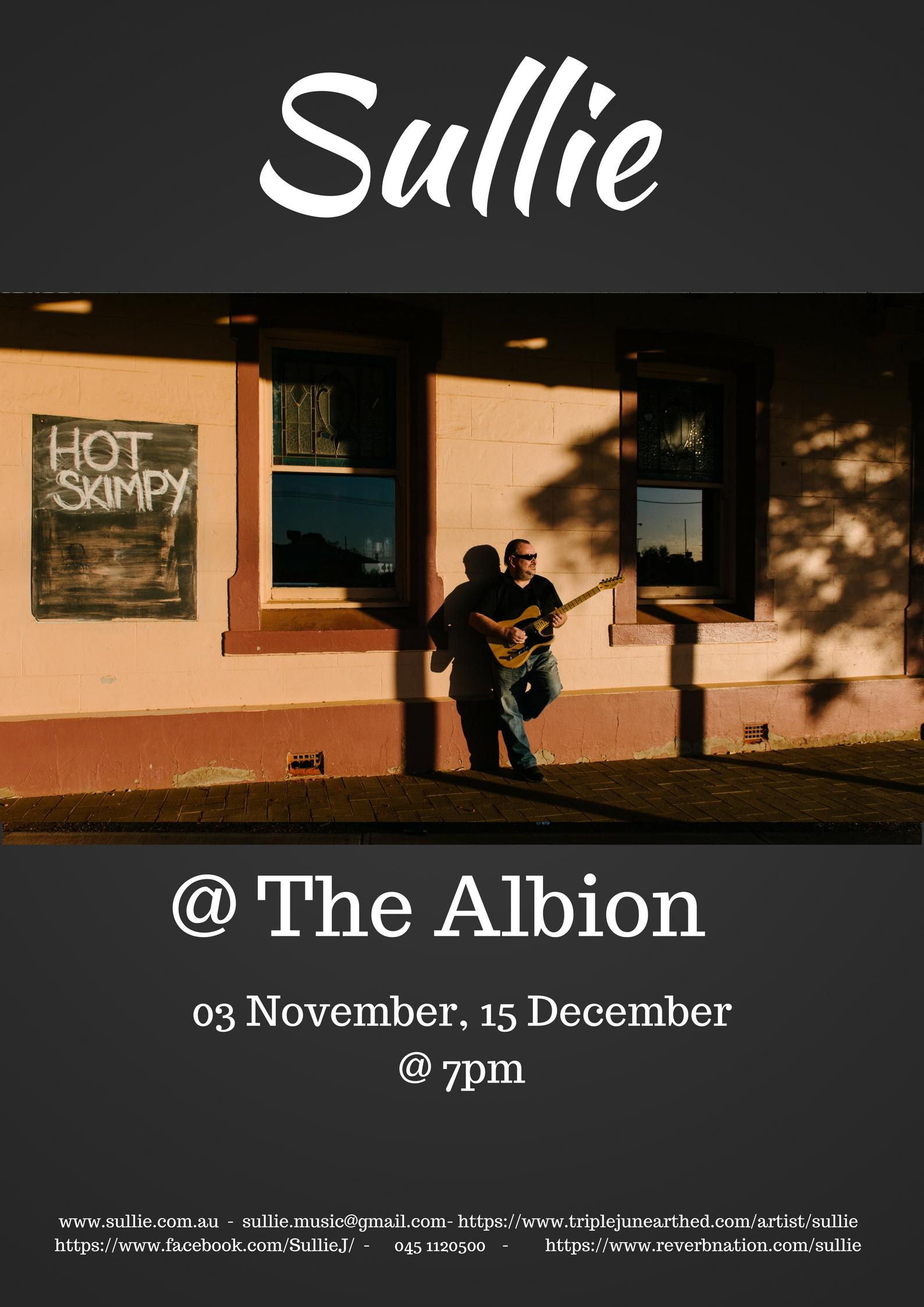 Sullie-Albion poster