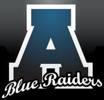 Block A Blue Raiders
