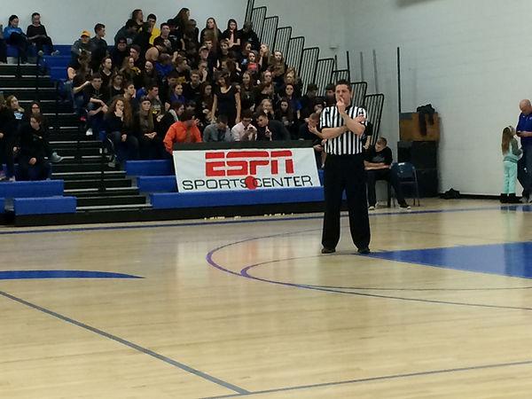 ESPN Ocho at AHS