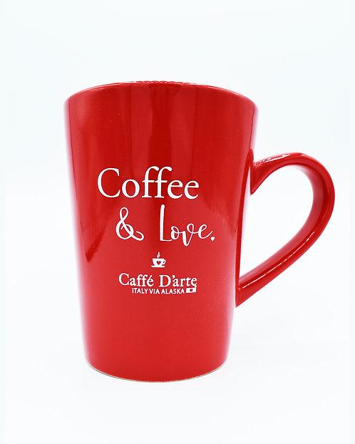 Coffee & Love Mug