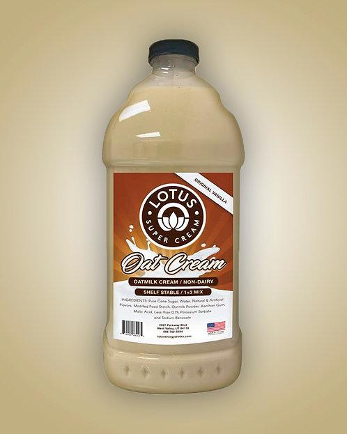 Oat Cream Concentrate - Original Vanilla