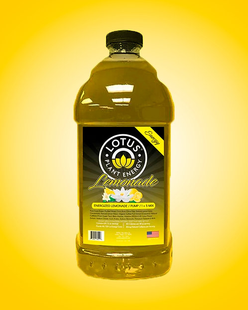 Classic Energy Lemonade Concentrate