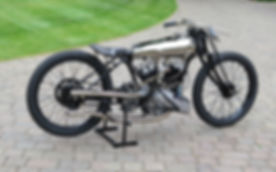 Classic Racing Motorcycle For Sale