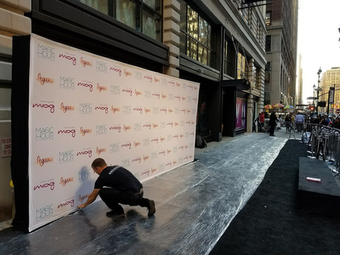 Moxy Mid-Town NYC Grand Opening