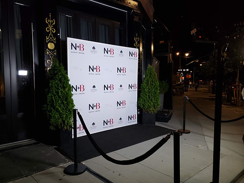 Nicole & Breezy Product Launch Event - Meat Packing District NYC