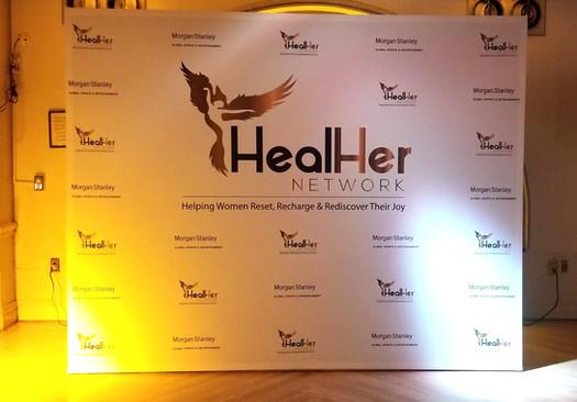 HealHer Network Launch Event!