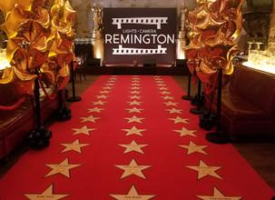 Custom Red Carpet Production w/ Custom Backdrop!