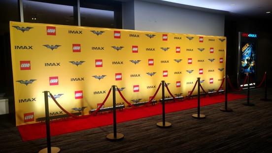 Lego Batman Movie Premiere in Gotham City!