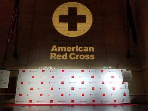 American Red Cross NYC Gala